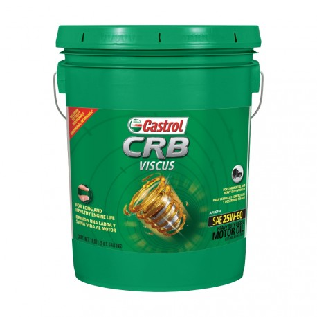 Lubricante CRB Viscus 25W60 Castrol