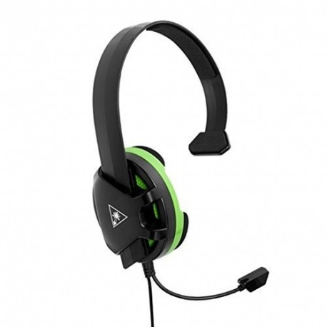 Auriculares XBOX Turtle Beach Recon Chat Negro