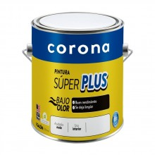 Pintura Super Plus Blanco 1Gl
