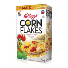 Kelloggs Cereal Corn Flakes 500g