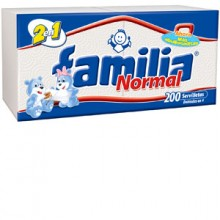 Servilletas Familia Normal x200