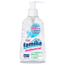 Familia Gel Antibacterial x 265 ml