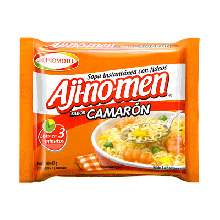 Sopa Aji-no-men Camarón x80g