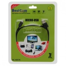 Combo Cable MicroUSB  K-GCBMUSB6N