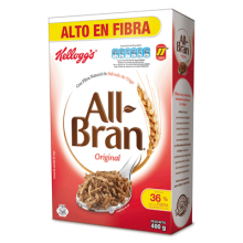 Kelloggs Cereal All Bran 400g